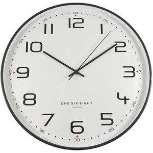 Carmen Cool Grey 40 cm Wall Clock
