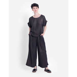 Espen Pant Metallic Moonlight