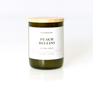 Peach Bellini Candle - Medium
