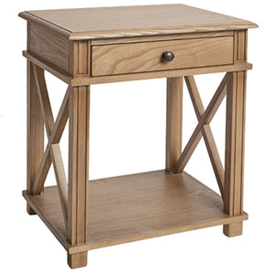 Manto Bedside Table