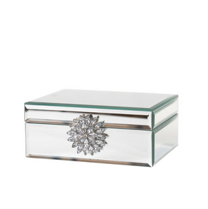 Mirror Brooch Jewellery Box