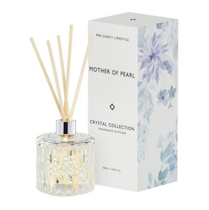 Mother of Pearl + Lemongrass and Coconut Diffuser