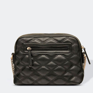 Nancy Cross Body Bag - Black
