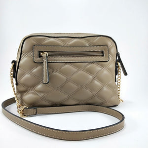 Nancy Cross Body Bag - Mocha
