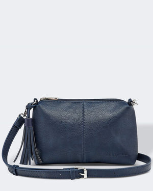 Baby Daisy Crossbody Bag - Navy