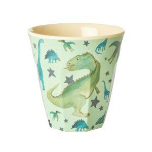 Melamine Cup with Dino Print