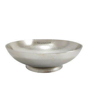 Round Footed Fruit Bowl