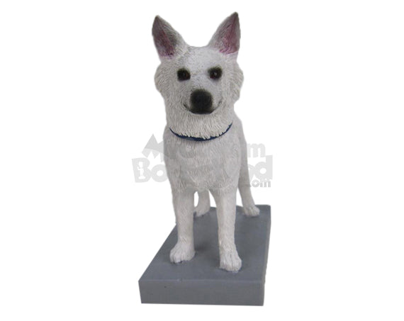 Custom Bobblehead Standing Pet Dog - Pets & Animals Dogs Personalized Bobblehead & Cake Topper
