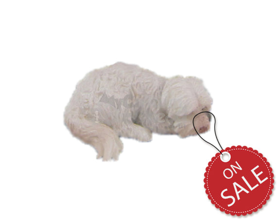 Custom Bobblehead Sleeping Adorable Dog Pet - Pets & Animals Dogs Personalized Bobblehead & Cake Topper