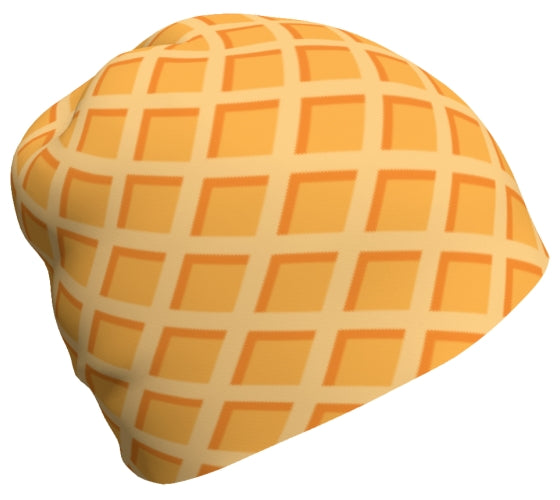 Waffle Cone Baby Beanies