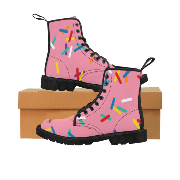 Men's Strawberry with Sprinkles Martin Boots