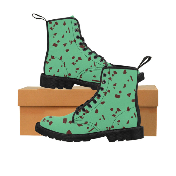 Women's Mint Chip Martin Boots