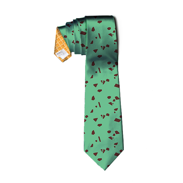 Mint Chip Neck Tie