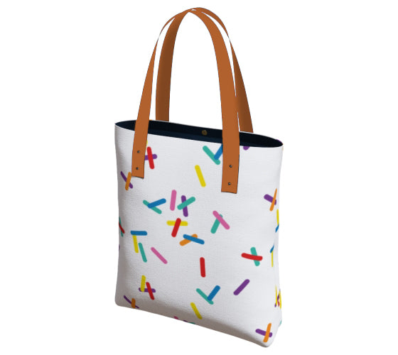 Vanilla with Sprinkles Urban Tote
