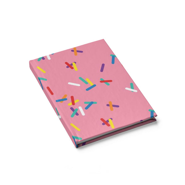 Strawberry with Sprinkles Journal - Blank