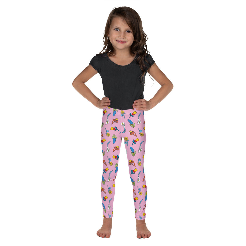 Kid's Spring Field Leggings
