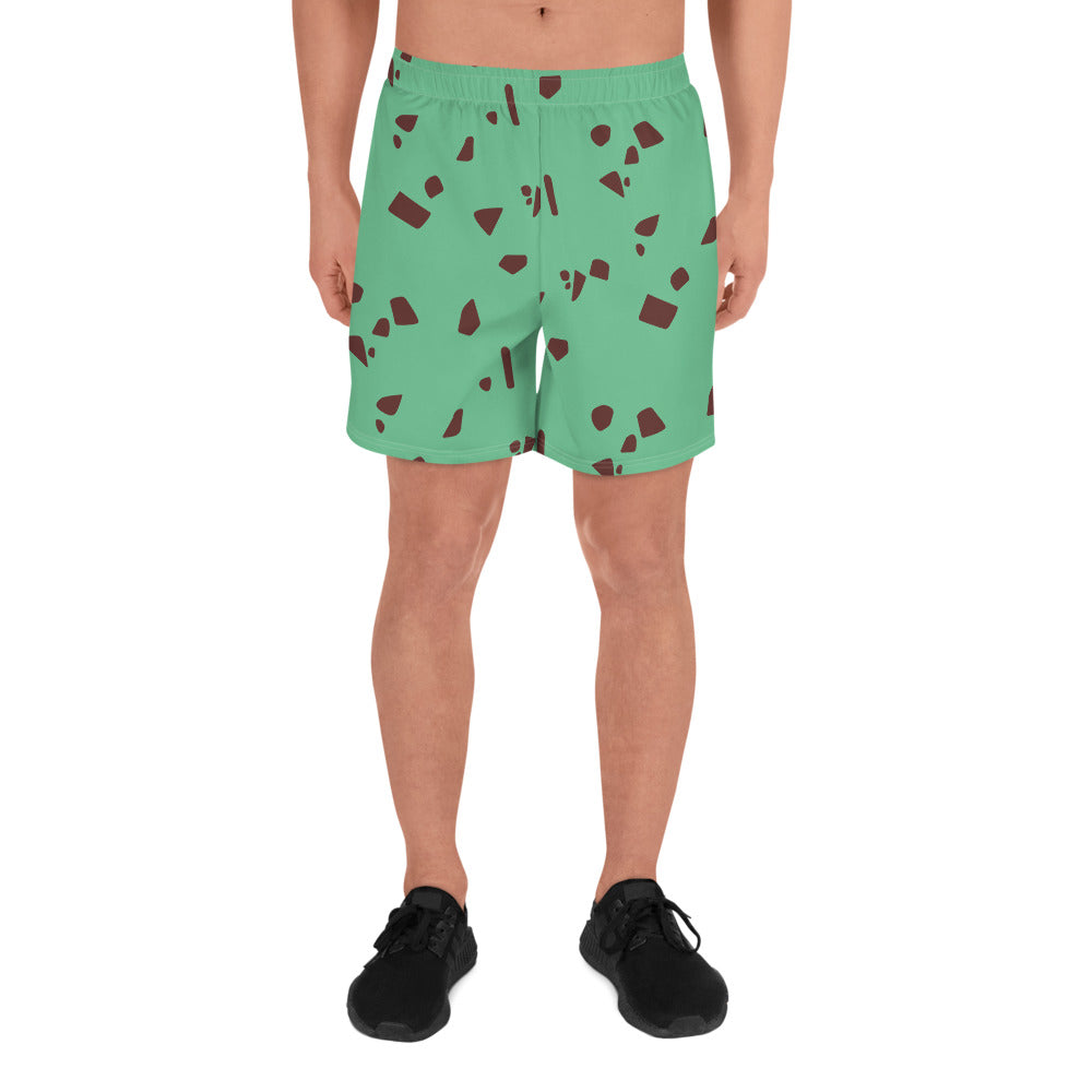 Men's Mint Chip Long Shorts