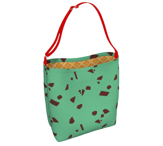 Mint Chip Day Day Tote
