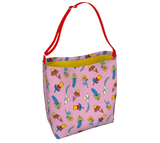 Spring Field Day Tote