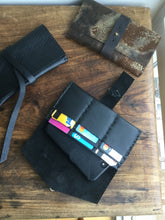 iPhone Bag / Handmade Leather iPhone Wallet Clutch Bag
