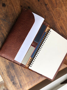 Travel Organizer / Hobonichi Cousin Cover / Travel Wallet / 8 Pocket Organizer