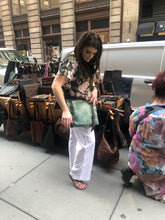 Jade Satchel / Leather Laptop Bag / Computer Work Bag