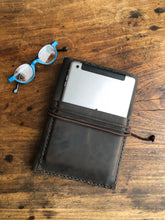 Leather Sketchbook / Refillable Notebook / Drawing Journal / Made in New York City