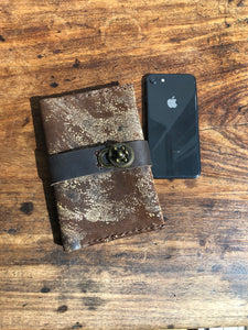 iPhone Wallet / Leather iPhone Case / Soft Leather Phone Case Wallet / Custom Made
