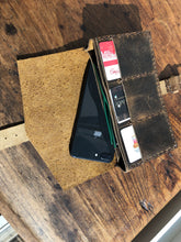 XR iPhone wallet / Leather iPhone Case / Phone wallet card holder