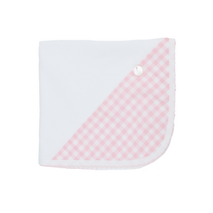 Swaddle Checkers Pink
