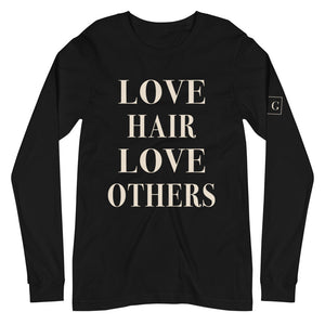 Dark Long Sleeve Tee