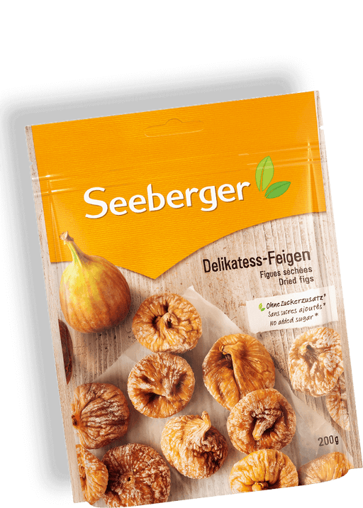 Seeberger Delicacy Figs 200g.
