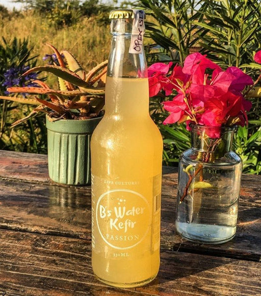 B's Water Kefir Passion 330ml