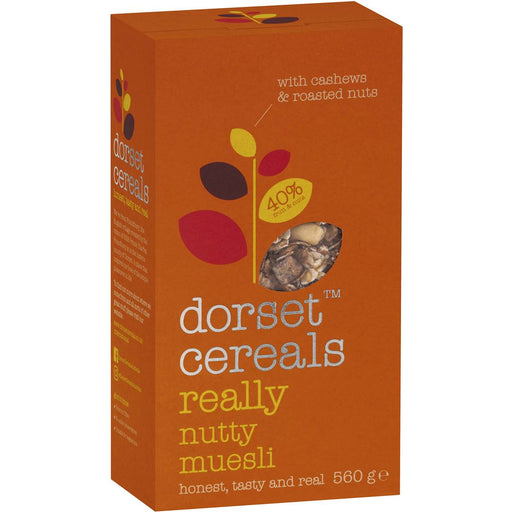 Dorset Cereals Really Nutty 560g