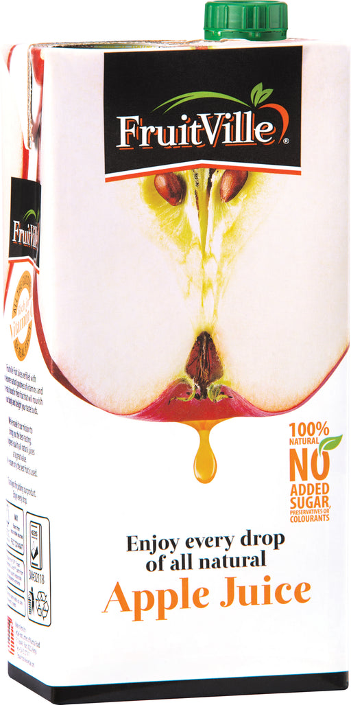 FruitVille Apple Juice 1 Ltr