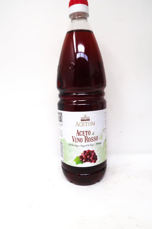 Acetum red wine vinegar
