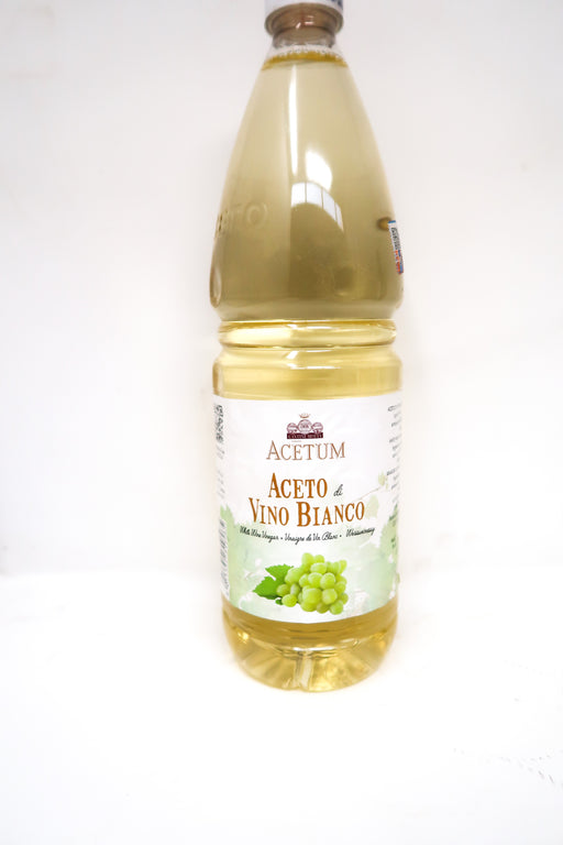 Acetum white wine vinegar