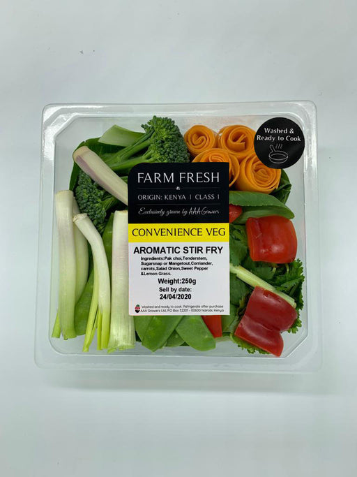 Farm Fresh Aromatic Stir Fry 250g