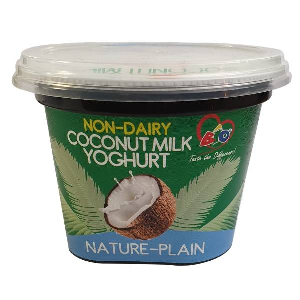 Bio Non- Dairy Coconut Milk Yoghurt  Nature - Plain 200ml