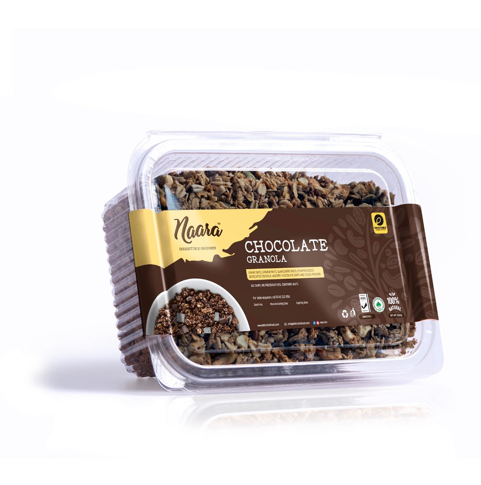 Naara Chocolate Granola 500g