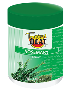 Tropical Heat Rosemary Leaves