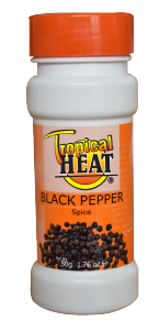 Tropical Heat Black Pepper Spice