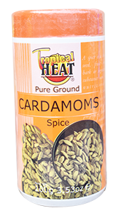 Tropical Heat Cardamoms Spice