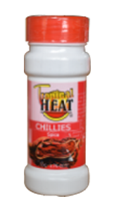 Tropical Heat Chillies Spice