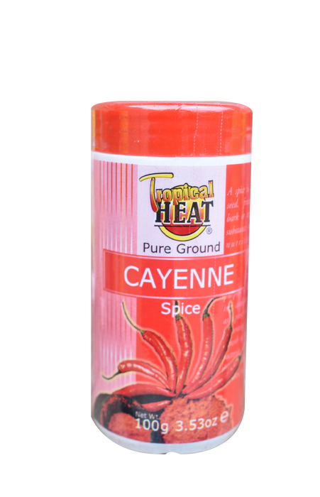 Tropical Heat Cayenne Spice
