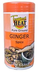 Tropical Heat Ginger Spice