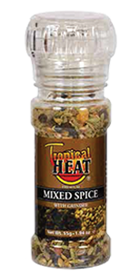 Tropical Heat Mixed Spice