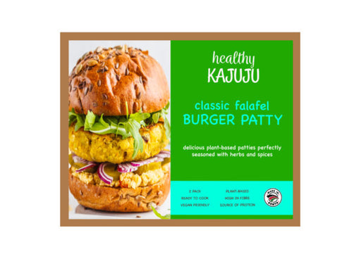 Healthy Kajuju Classic Falafel Burger Patty 260g