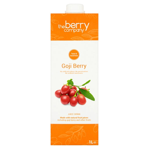 The berry Company Goji Berry Juice 1Ltr