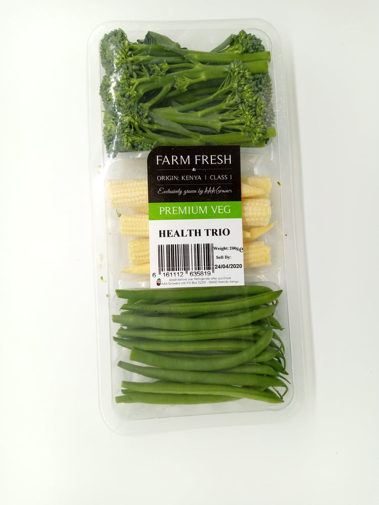 Farm Fresh Premium Veg Health Trio 200g
